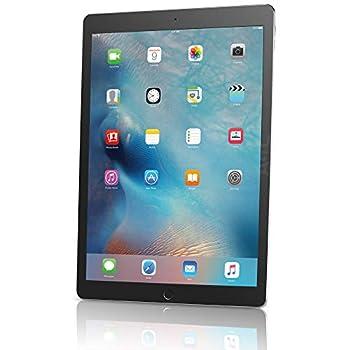Apple iPad Pro Tablet  256GB Wi-Fi 9.7in  Gray  Renewed
