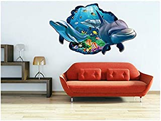 The Lovely Animal Kindergarten Decorative Wall Stickers Removable For Kids Rooms Home Decor (QZT-07)