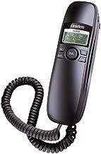 Uniden 1260BK Black Slimline Caller ID Phone