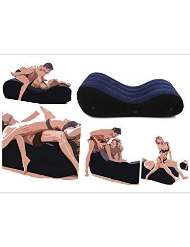 LQTY Möbel-aufblasbares Kissen mit elektrischer Luftpumpe by