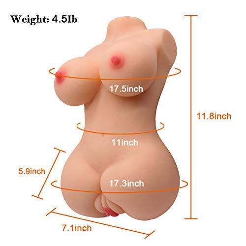 Muñeca sexual KUUVAL3D realista, juguete sexual, caracola, masturbado