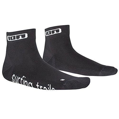 ION Chaussettes Sock Short Role Black