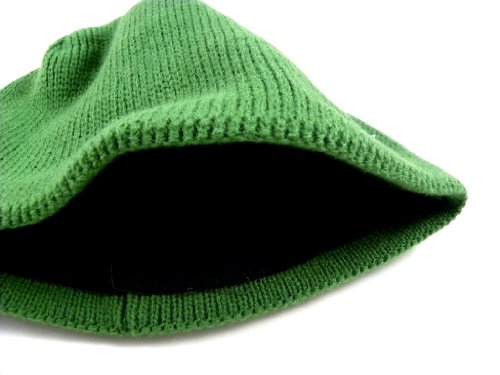The North Face Bones Gorro de Punto, Unisex Adulto, Verde (Sullivan Green), Talla única