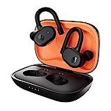 Skullcandy Push Active True Wireless in-Ear Earbud - True Black/Orange