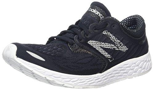 New Balance Fresh Foam Zante V3, Zapatillas de Running Mujer, Negro (Black/Silver),40.5 EU