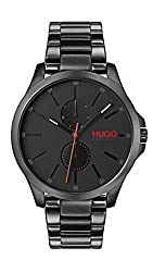 This image shows Hugo Boss Black IP which is one of the best watches for teenagers