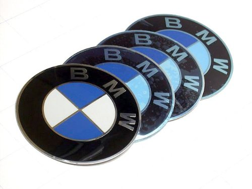(Select 74-00 Modelle) Hub Gap Embleme 64,5 mm Durchmesser