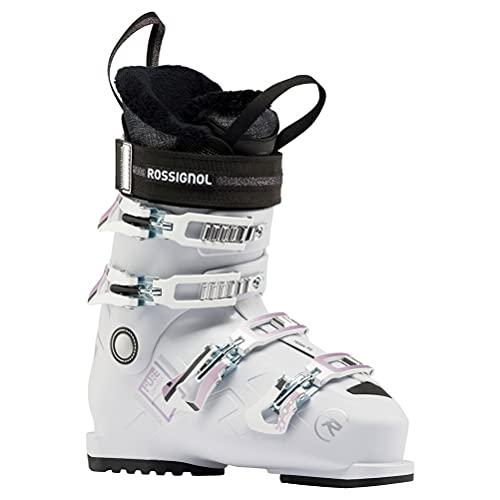 Rossignol Pure Comfort 60 Botas de esquí, Mujeres, White Grey, 26.0