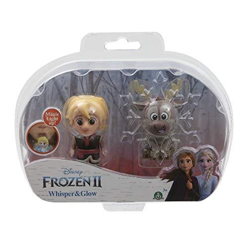 Giochi Preziosi Disney Frozen 2 Whisper and Glow Double Blister Kristoff e Sven
