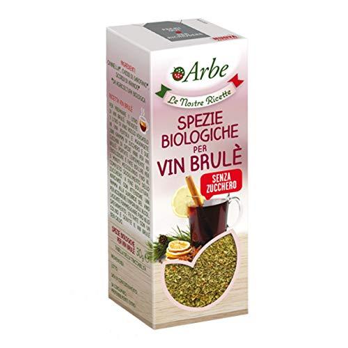 Arbe - Spezie biologiche per vin brulé