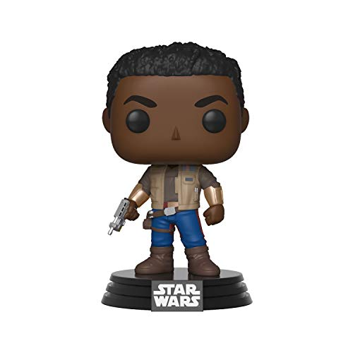 Funko- Pop Star Wars The Rise of Skywalker-Finn Disney Figura coleccionable, Multicolor (39885)