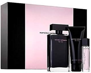 Narciso Rodriguez For Her for Women Eau De Toilette 3 Piece Gift Set