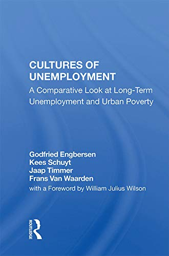 Cultures Of Unemployment: A Comparative Look At Long-term Unemployment And Urban Poverty