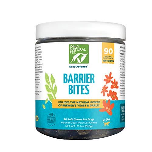 Only Natural Pet EasyDefense Barrier Bites Soft Flea Chews
