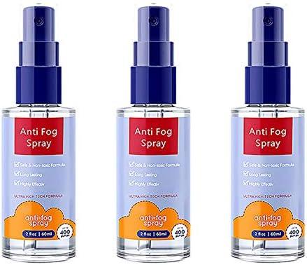 Koudehua Car Anti Fog Spray for Glasses Prevents Fogging for Glass Windows Mirrors Glasses Swim product image