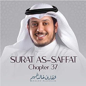 Surat As-Saffat , Chapter 37