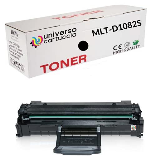 UniversoCartuccia® Toner Compatibile MLT-D1082S per SamsungML-1640, ML-2240, ML-1641, ML-1642, ML-1645, ML-2241 Resa toner 3000 copie al 5% di copertura