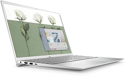 "2021 Latest Dell Inspiron 5000 Series 5502 15.6"" FHD Laptop 11th Gen Intel Quad-Core i7-1165G7 16GB RAM 512GB SSD Backlit Keyboard FP Reader Webcam USB-C Windows 10 Silver LPT Cloth"