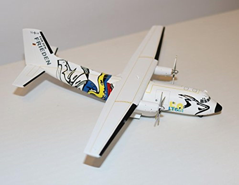 100% a estrenar con calidad original. Herpa 559201 C-160 - Luftwaffe, Luftwaffe, Luftwaffe, Color blancoo  hasta un 50% de descuento