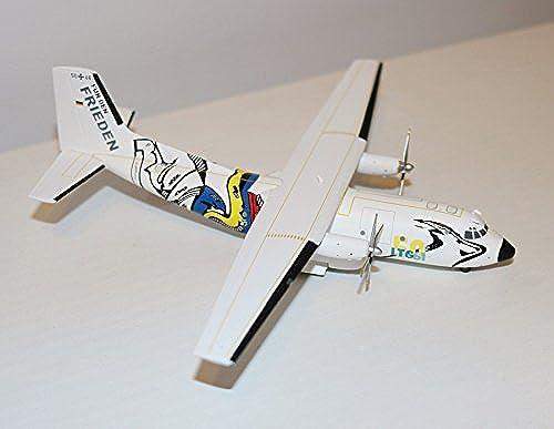 Herpa Miniaturmodelle GmbH Herpa 559201 C-160 Luftwaffe LTG 61  50 J.