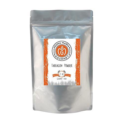 Tarragon Powder 2 oz Ground Tarragon Leaf Powder...