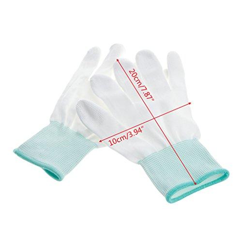 LDA krijgen vers 1 paar anti-statische antislip handschoen Pc Computer Esd elektronische werk reparatie handschoenen anti-statische stofvrije handschoenen
