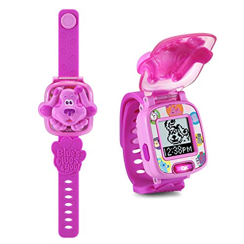 LeapFrog Blue's Clues and You! Magenta Learning Watch