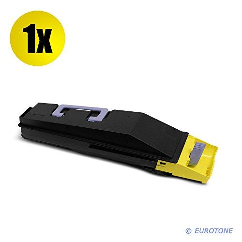 Eurotone Toner Kartusche für Utax CDC 1725 1730 ersetzt gelbe Y Patrone Alternative