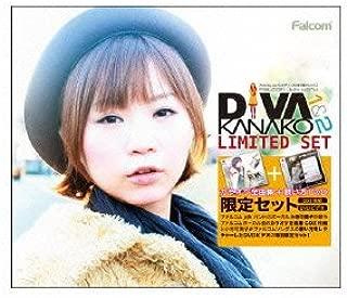 ファルコムjdkバンドディーバ小寺可南子シングス1&2カラオケ全曲集+ファルコムソングスの歌い方DVDビデオ限定セット(DVD付) CD+DVD, Limited Edition