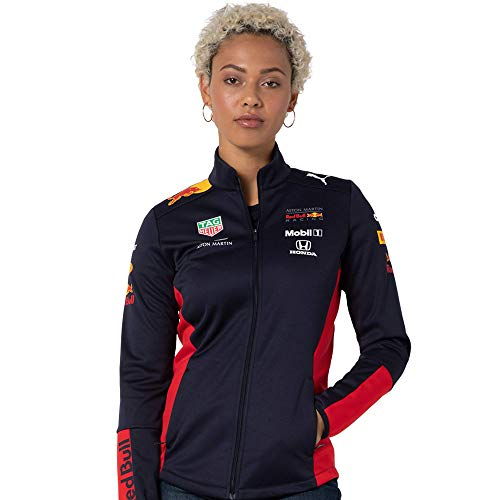Red Bull Racing Official Teamline Chaqueta Softshell, Mujeres Large - Original Merchandise