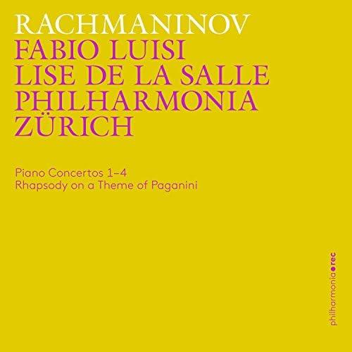 Philharmonia Zürich, Fabio Luisi & Lise de la Salle