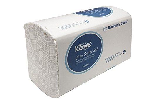KIMBERLY 002921 Zellstoffwatte Handtücher Kleenex Ultra 2-fach