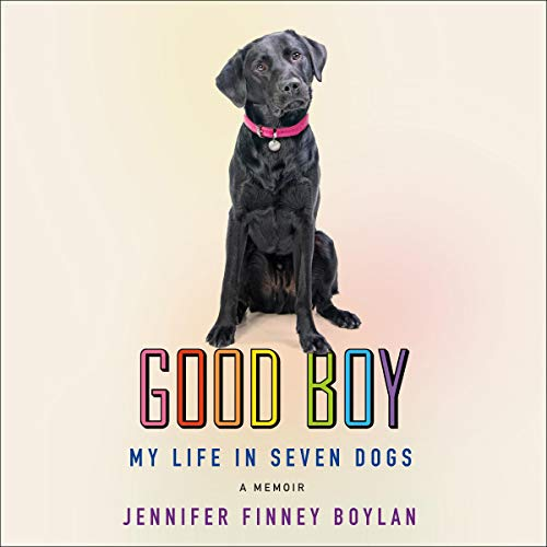 Good Boy audiobook cover art