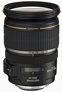 Canon Zoomobjektiv EF-S 17-55mm F2.8 IS USM für EOS (77mm Filtergewinde, Bildstabilisator), schwarz (B000EOTZ7G) | Amazon price tracker / tracking, Amazon price history charts, Amazon price watches, Amazon price drop alerts