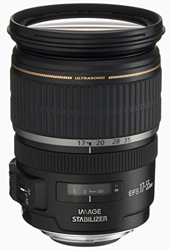 Canon EF-S 17-55MM F/2.8 IS USM (1242B005AA) - Objetivo para Canon (distancia focal 17-5mm, estabilizador)