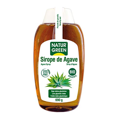 Naturgreen Sirope Agave - 500 gr