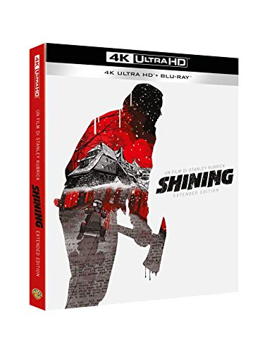 Shining (Extended Edition) (4K Ultra Hd + Blu-Ray) [Italia] [Blu-ray]