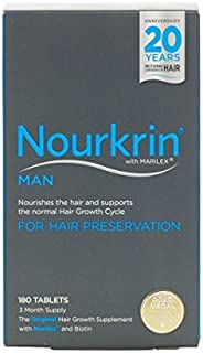 Nourkrin - Nourkrin Man 3 Month Supply | 180's by Nourkrin