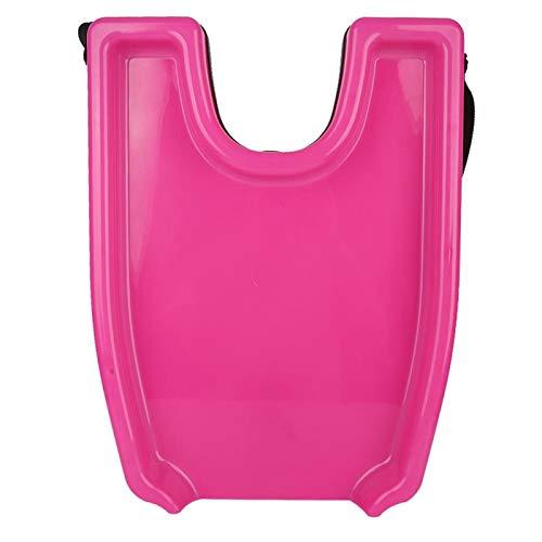 In bedhaar wassen Professionele shampoo-lade voor zwangere vrouwen voor bedlegerige(Pink)