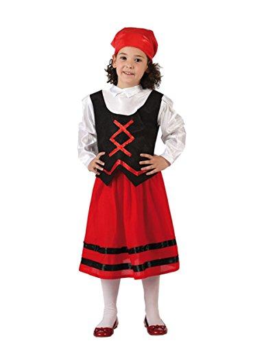 Disfraz Pastora niña de 12 a 24 meses