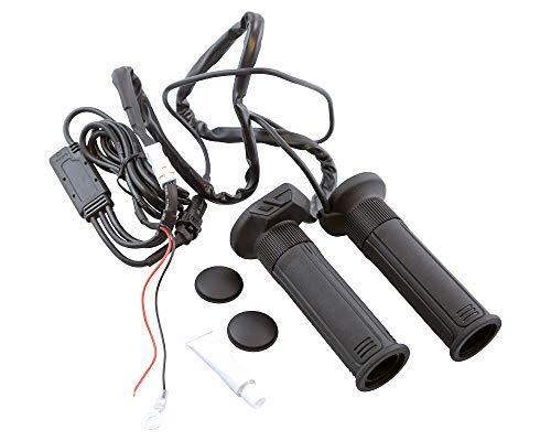 Heizgriffe KOSO HG-13 Set 22mm für ATV Motorrad Quad Roller Drehgas Griffheizung