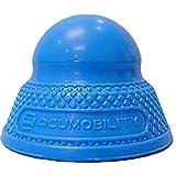 1 Acumobility Level 2 (Blue) Trigger Point Ball, Massage Ball, Mobility Ball, Lacrosse Ball, Accumobility, Peanut Ball, Massage Ball, Trigger Point, Made in USA, Flat Ball