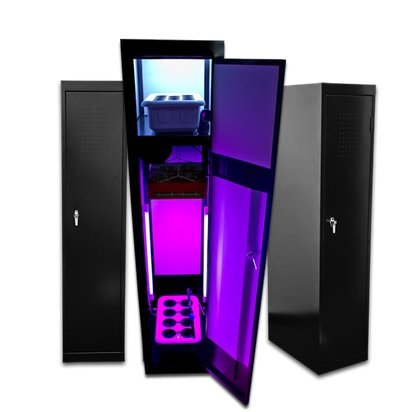 Grow Cabinets [The 7 Best Stealth Grow Boxes for Growing Marijuana]
