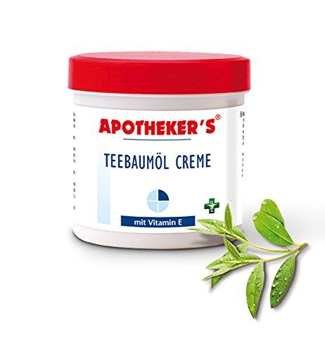 Teebaumöl Creme 250ml - Apotheker