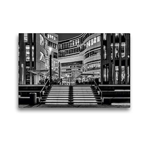 Arquitectura en el arco de cebo., 45x30 cm