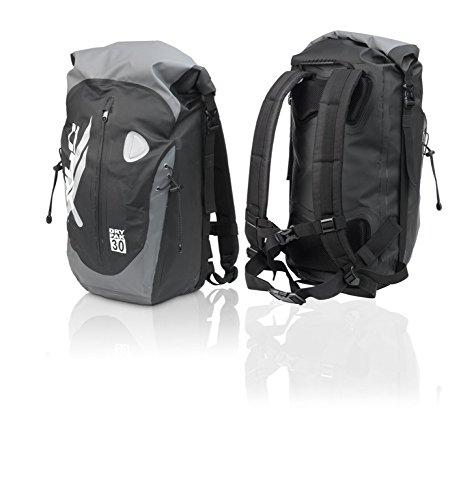 XLC 2501703500 Rucksack, schwarz, 35 x 27 x 21cm