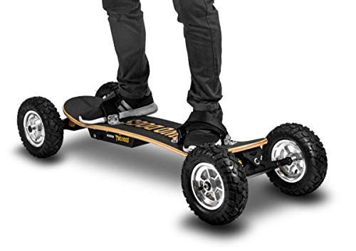 Skate Elétrico Off-Road Two Dogs 1600w