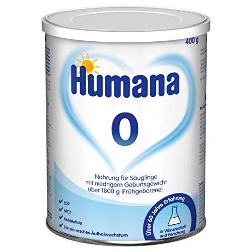 Humana Anfangsmilch 0 Frühgeborenennahrung (1 x 400 g)