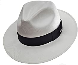 Terrapin Trading Ltd Genuine Ecuadorian Rolling Panama Hat by Homero Ortega M-3XL Fedora toquilla Straw