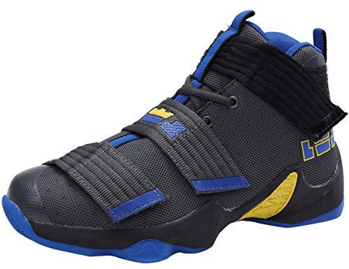 SINOES Moda Zapatillas Hombres Zapatos 2018 Adolescentes Adultos Deporte de Baloncesto Transpirables y livianas Calzado Gimnasio Sneakers Deportivas Padel Transpirables